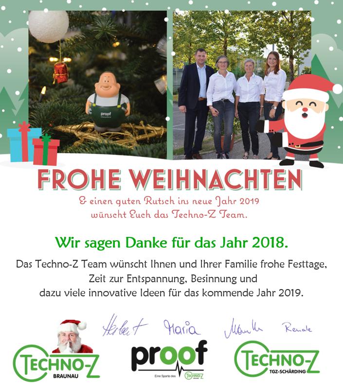 Weihnachtsgrüße Team.Weihnachtsgrüße Vom Techno Z Team